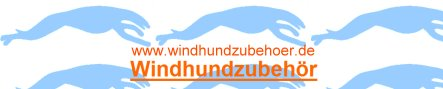 Banner-Windhundzubehoer