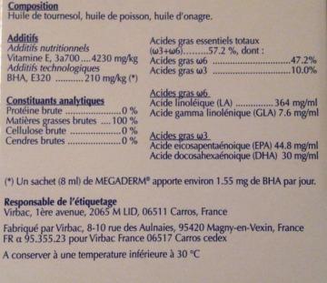 20140121-Megaderm-Virbac-Omega3-Dosis