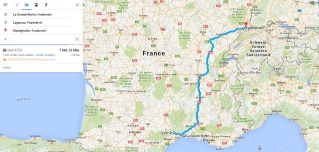 Route_LaGrandeMotte_Lagamas