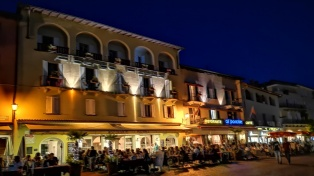 Ascona by Night