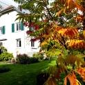 Evita eingehüllt in Herbstfarben!